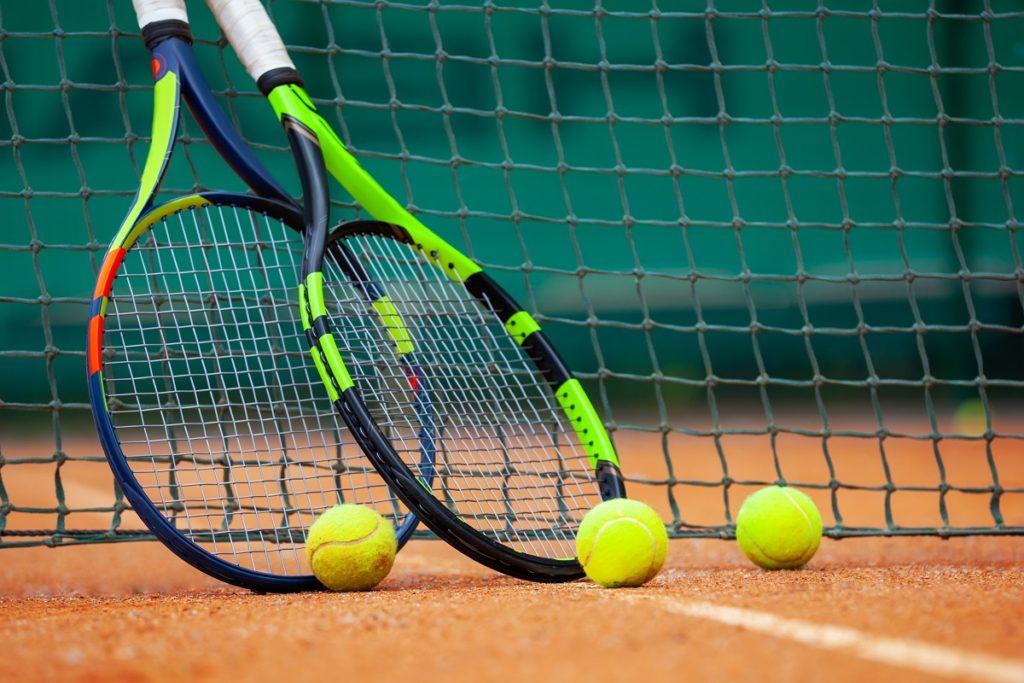 Дмитрий Левит стал серебряным призёром первенства города Донской по теннису