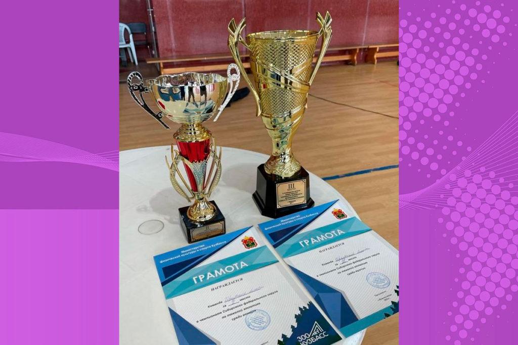 Тяжелоатлеты Иркутской области завоевали восемь медалей на чемпионате Сибири