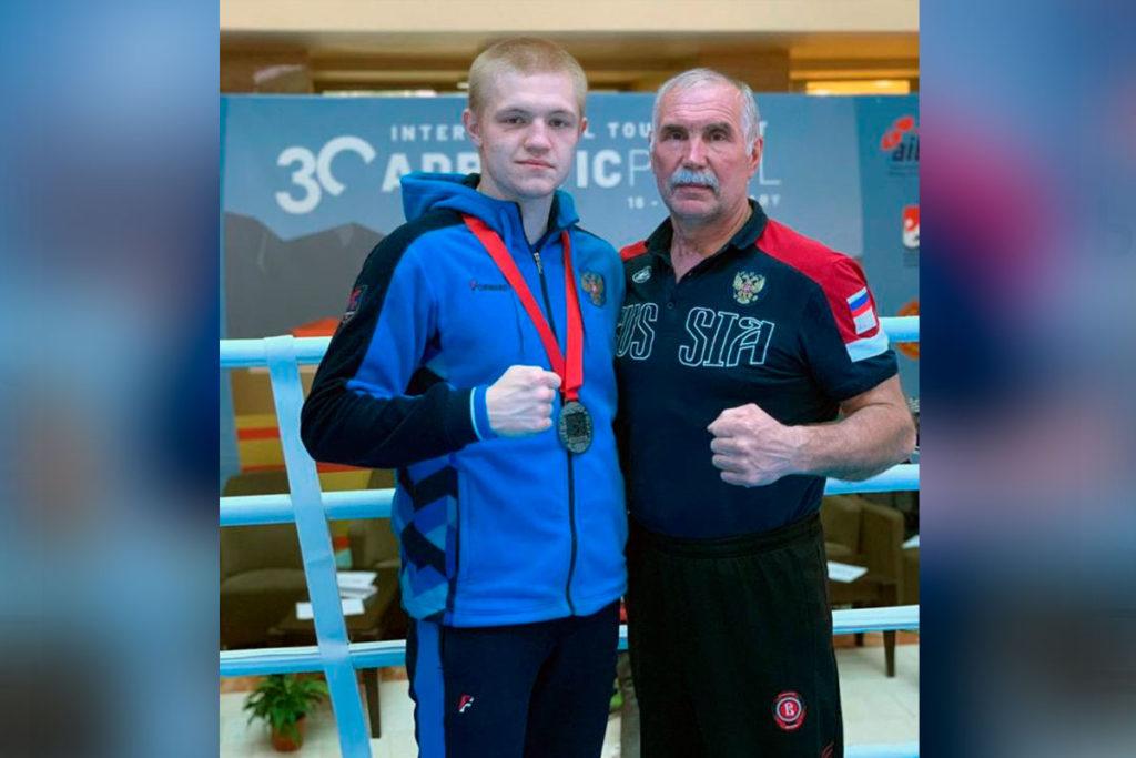 Василий Каверин стал серебряным призером международного турнира по боксу «Жемчужина Адриатики»