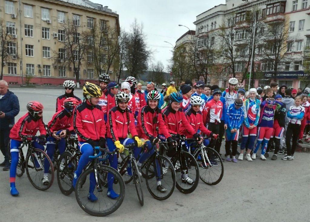 Ребята из Приангарья завоевали первое место на II этапе Спартакиады учащихся России по велоспорту