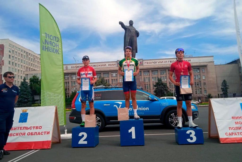 Четыре медали выиграли велогонщики Приангарья на всероссийских соревнованиях в Саратове