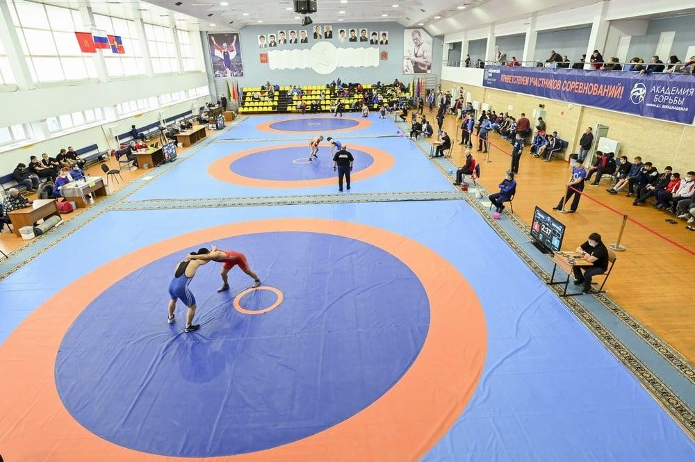 Фёдор Балтуев победил на всероссийском турнире по вольной борьбе на призы Академии борьбы имени Д. Г. Миндиашвили
