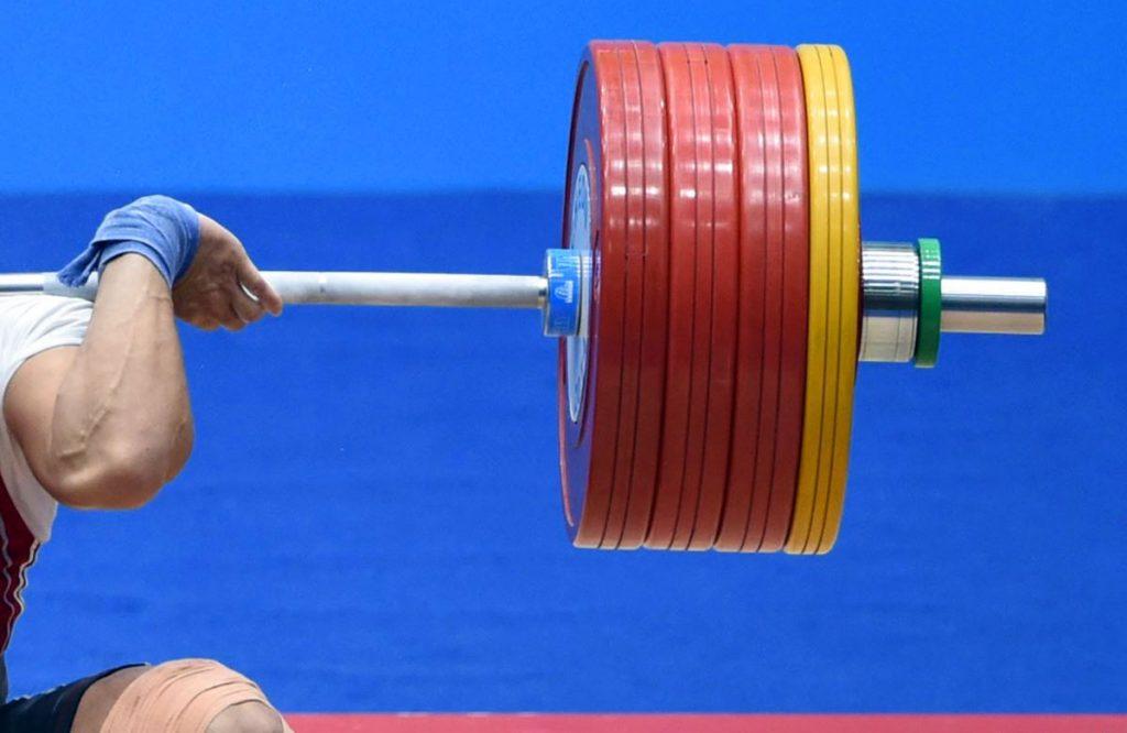 Иркутский тяжелоатлет занял второе место на IV европейских играх среди спортсменов старших возрастных групп