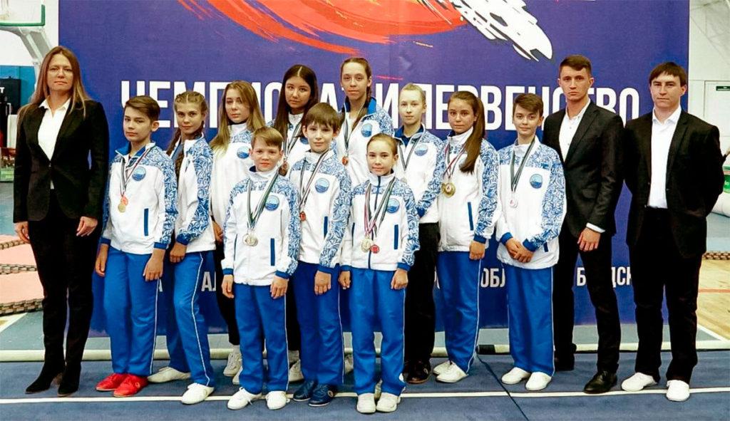 31 медаль привезли спортсмены Приангарья с чемпионата и первенства СФО по ушу