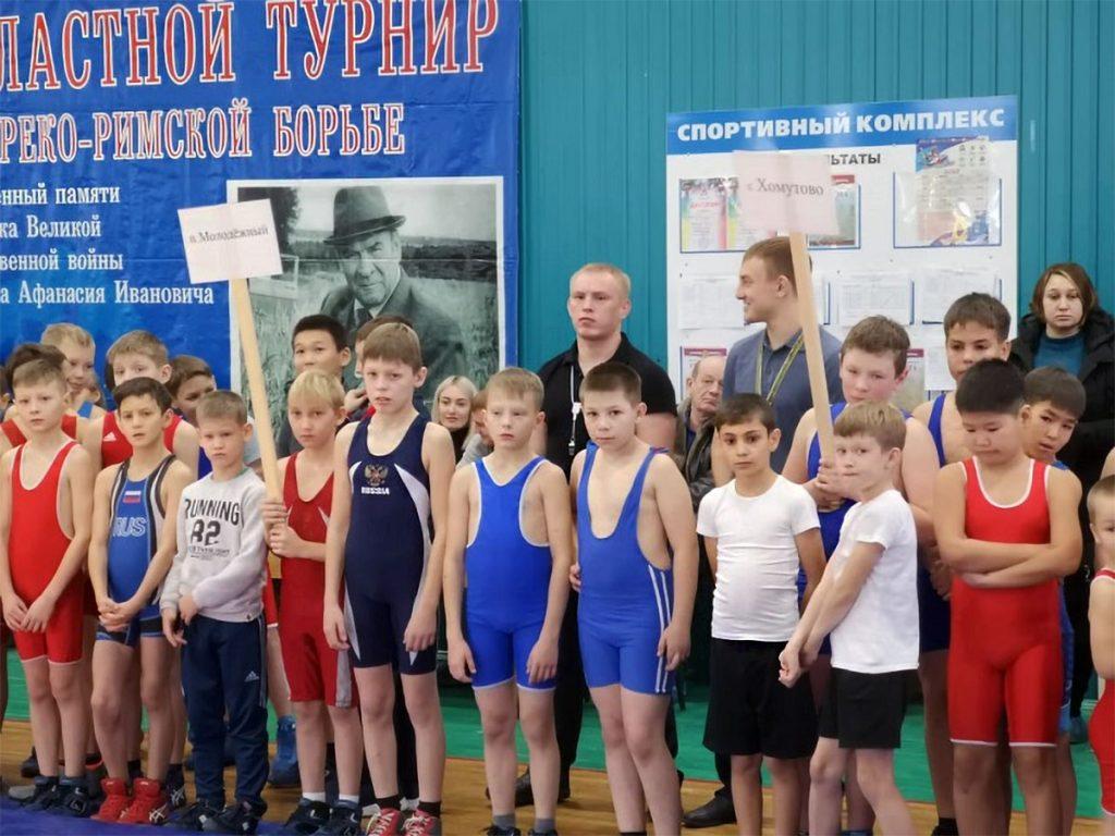 В Иркутском районе прошёл XVII турнир по греко-римской борьбе имени Афанасия Ощерина