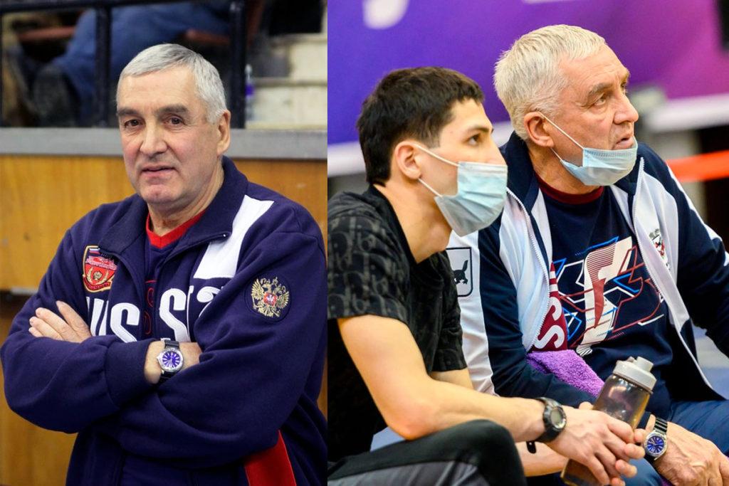 Юрий Абатулин стал Заслуженным работником физической культуры Российской Федерации