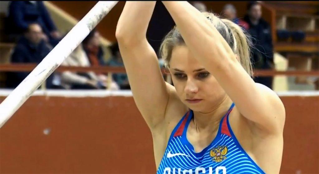 Ангелина Жук-Краснова завоевала золото на на всероссийских соревнованиях по легкой атлетике